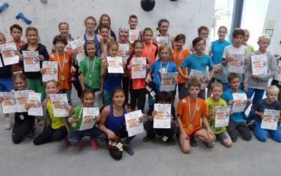 """DAV Kids-Cup in der """"Bergstation"""" Hilden"""